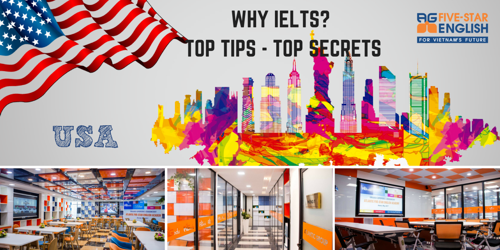 WHY IELTS - TOP TIPS